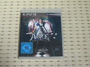 Alice Madness Returns für Playstation 3 PS3 PS 3 *OVP*