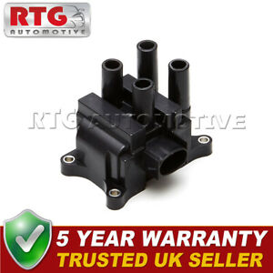 Ignition Coil Pack Fits Ford Fiesta (Mk5) 1.4
