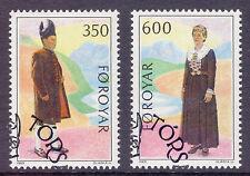 Cultures, Ethnicities Danish & Faroese Stamps