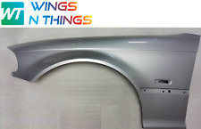 BMW E46 COUPE WING 1998 2003 PASSENGER SIDE PAINTED 354 TITAN SILVER NEW