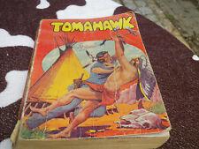 TOMAHAWK PUITS PELU 1959 reliure n ° 2 numéros 6 à 10 bon état / très bon état