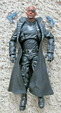 """MARVEL LEGENDS NICK FURY RARE 6"""" INCH AGENTS SHIELD TRU EXCLUSIVE AVENGERS"""