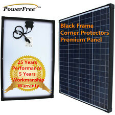 100W 100 Watt Photovoltaic Solar Panel for Off Grid 12v volt Battery RV Boat