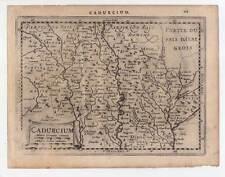 Quercy-Cadurcium-Frankreich-France-Karte-Map-Mercator-Kaerius 1632