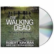 THE FALL OF THE GOVERNOR: WALKING DEAD -Kirkman-  AUDIO CD UNABRIDGED ~NEW
