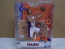 McFarlane's Sportspicks Steve Nash  NBA Series 14 White Jersey Phoenix Suns