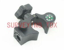 NEW CLAW PRISM POLE CLAMP FOR TRIMBLE TOPCON SOKKIA SOUTH DATE COLLECTOR