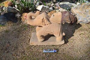 Wonderful Hindu Indian Elephant Sculpture stone