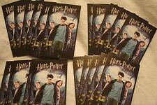 20 HARRY POTTER and the Prisoner of Azkaban Cards