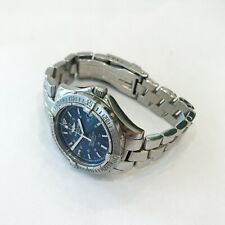 Breitling Colt A17350 Automatic Blue Dial Chrono Stainless Steel Mens Watch