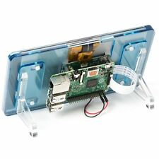 Display Frame for Official Raspberry Pi Touchscreen - Blue
