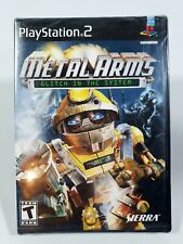 Metal Arms: A Glitch In The System (Sony PS2) PlayStation 2 New Sealed Game