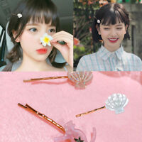 Women Acetic Acid Hair Clip Bobby Pin Hairband Hairpin Barrette Comb Accessories