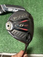 New listing RH Ping G410 17.5* 5 Fairway Wood - Alta CB 65g Stiff S Flex Graphite +HC 09163