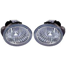 For Nissan Murano 03-07 Pair Set Left Lh & Right Rh Driving Fog Lamps Lights