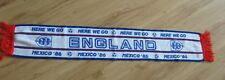 ENGLAND-He We Go_  Mexico ' 86  Schal Scraf