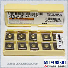New listing Cnmg 431 Ms Vp15Tf Mitsubishi * 10 Inserts * Factory Pack *