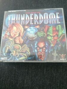 THUNDERDOME - The Best of (3 CDs) (1996)