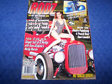 OL'Skool RodZ  Magazine, Hot Rod,Rat Rod.Back Issue # 23 ,2007