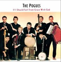 THE POGUES if i should fall from grace with god (CD album) folk rock, punk