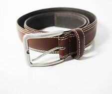 "Next Classic Mens Leather Belt Brown Size M (32""-35"")"