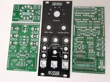 Frequency Central XVCO TWO PCB set/panel - Doepfer DIY - VCO Oscillator