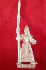 Warhammer WFB citadel GW 1997 Metal Alta Elf Lothern Seaguard * e *