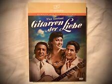 Gitarren der Liebe - DVD (Musikfilm mit Vico Torriani)