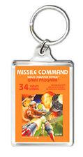 MISSILE COMMAND ATARI 2600 KEYRING LLAVERO