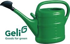 GELI Giesskanne 8 Liter Kunststoff hellgrün mit Brause + Aufsteckhorn