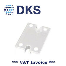 SSR Protective Cover Solid State Relay SSR Safety Plastic Cover 000388 QTY=5