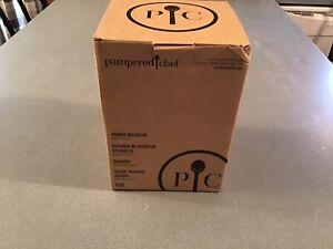 Pampered Chef Veggie Spiralizer Brand New In Box Never Used