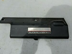 chevy cobalt SS / Saturn Ion redline engine cover supercharged