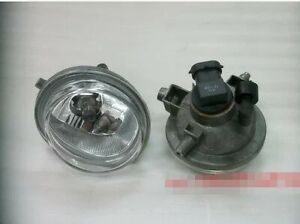 A Pair Clear Driving Fog Light Lamps with Bulbs For Mazda MX-5 Miata 2006-2010