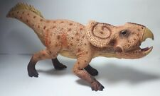 2020 New Collecta Dinosaur Toy / Figure Protoceratops with Movable Jaw - Deluxe