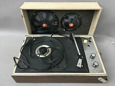 Ancien tourne Disque FRANCE ELECTRONIQUE pic up vintage antique turntable