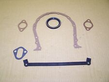 80 81 Chevy GMC truck tall deck block 366 engine parts timing cover gaskets 427