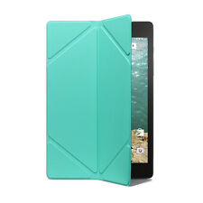 Menta Indigo Magic Smart Libro Funda para HTC Nexus 9 (Frente Solo) Builtin