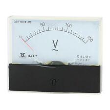 Measurement Tool 15 Accuracy Analog Panel Voltmeter Ac 0 150v 44l1