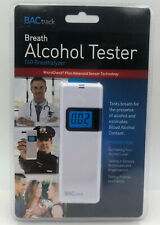 BacTrack Personal Handheld Alcohol Tester T60 Breathalyzer - White