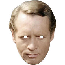 Patrick Mcgoohan Retro Celebrity The Prisoner Actor Card Mask - Masks Pre-Cut