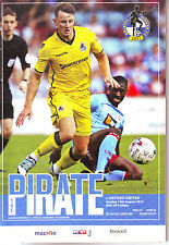BRISTOL ROVERS V OXFORD UNITED 14 AUGUST 2016 EXC.COND