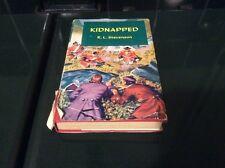 Kidnapped By R L Stevenson, Hardback