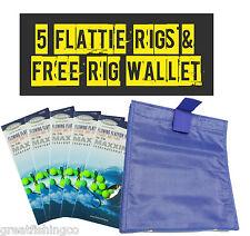 Flattie Rigs And Free Sea Fishing Rig Wallet