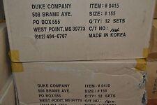 2 Dz Duke # 155 Body Trap traps trapping pt # 0415 24ea