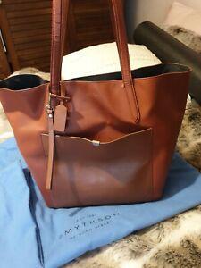 Smythson leather bag