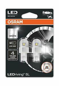 OSRAM LEDriving Stop Light 921DWP-02B W16W Non ECE