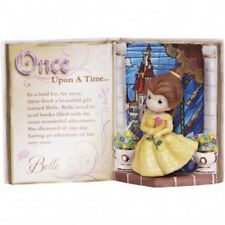 Disney Precious Moments 134407 StoryBook Belle New & Boxed