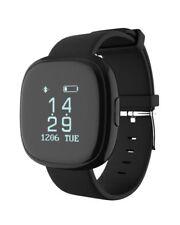 Waterproof Heart Rate Blood Pressure Fitness Smart Watch Bracelet Wristband