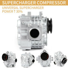 Amr500 Mini Supercharger Roots Compressor Blower Booster Mechanical Turbocharger